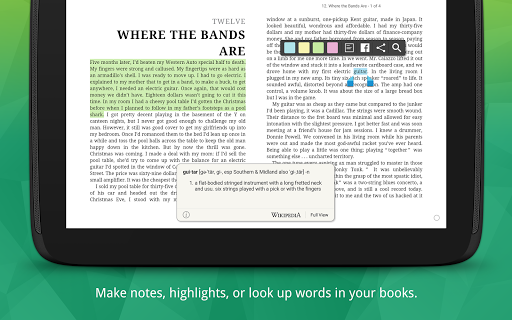 Kobo Books - eBooks & Audiobooks screenshot 8