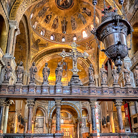 Saint Mark's Basilica, Venice by Cristian Peša - Buildings & Architecture Places of Worship ( church, saint mark's basilica, venice church, venice, basilica )