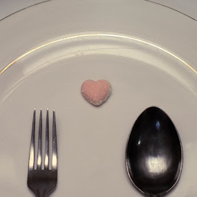 a little love to eat by Dyaz Afryanto - Artistic Objects Other Objects