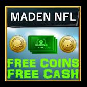 App Free Cash for Madden NFL Football Prank apk for kindle fire
