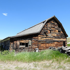 Abandoned Community Hall by James Oviatt - Buildings & Architecture Decaying & Abandoned