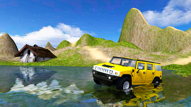 Extreme SUV Driving Simulator apk screenshot