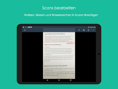 CamScanner - Phone PDF Creator Screenshot