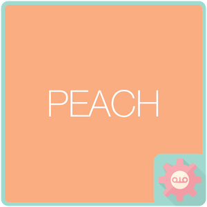Colorful Talk - Peach ??