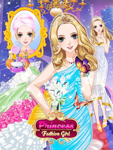 Gorgeous Royal Prom-Dream Dressup Games
