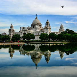 Victoria Memorial, Kolkata by Arindam Patra - Buildings & Architecture Public & Historical