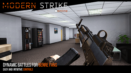 Game Modern Strike Online apk for kindle fire