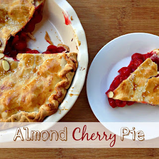 National Cherry Pie Day | Almond Cherry Pie