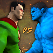 Game Grand Superhero Club Fighter - Street Crime Action APK for Kindle