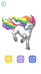 Pixel Sandbox: Cartoon Number Coloring for pc