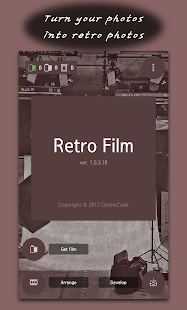 App Retro Film APK for Kindle