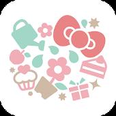 ハロースイートデイズ ~サンリオの着せ替えが楽しいアプリ~