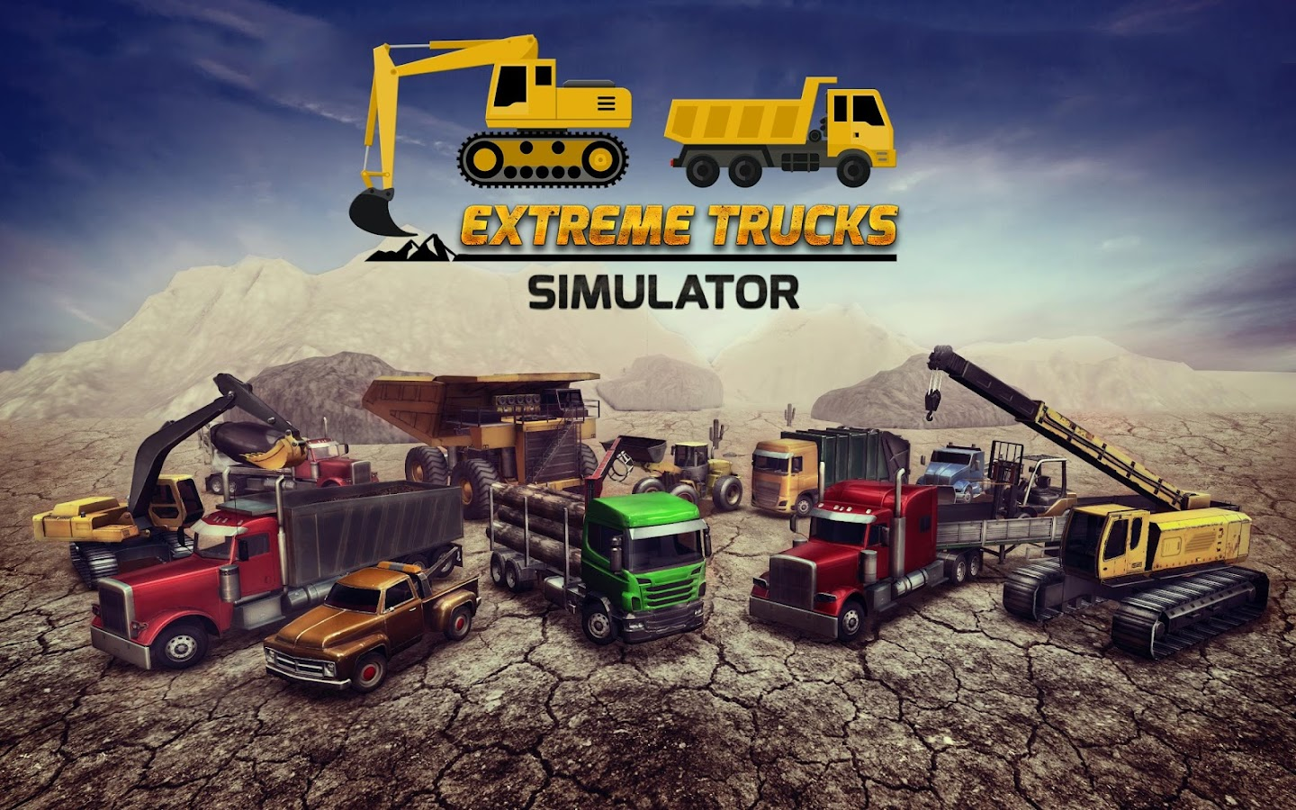 Extreme Trucks Simulator Screenshot 14