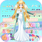 Dress Up Angel Avatar Games APK icon
