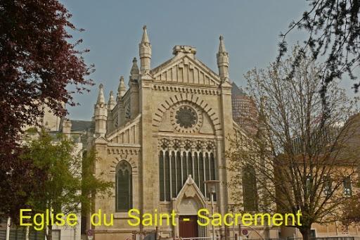 photo de Saint Sacrement Lyon