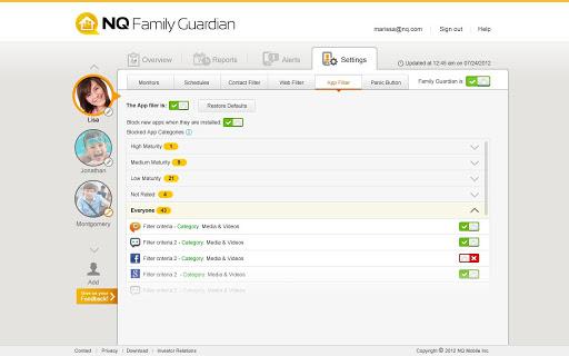 NQ Family Guardian screenshot 6