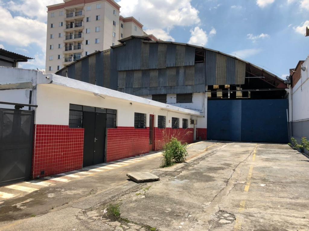 Barracão para Locação - Vila Melliani