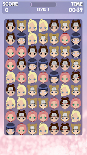 Ninja Girls Match Kids - screenshot