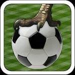 Dinosaur Soccer Icon