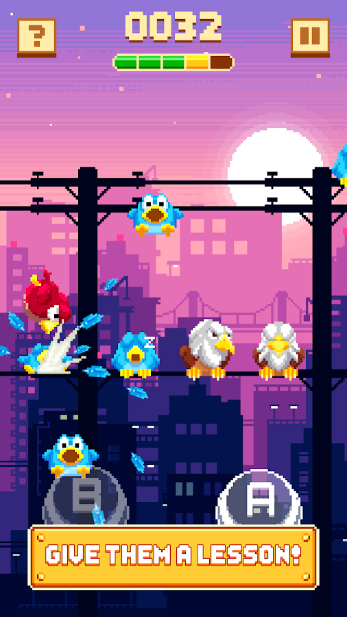 Kooky Bird - Wake Them Up! Screenshot 1