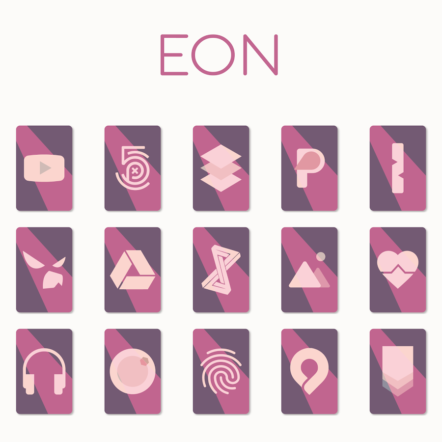 EON Iconpack - Preview Screenshot 0