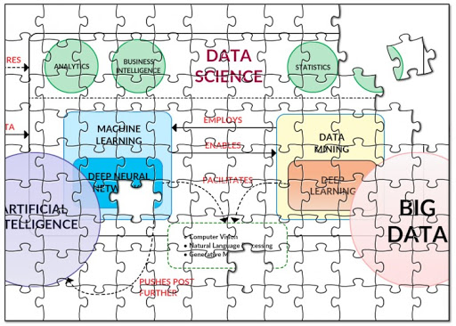 The Data Science Puzzle, Revisited