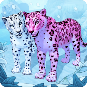 Snow Leopard Family Sim Online For PC (Windows & MAC)