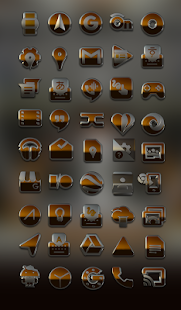 Bernstein HD Icon Pack - screenshot