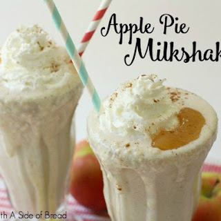 APPLE PIE MILKSHAKES & A BLENDTEC GIVEAWAY!