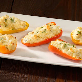 Stuffed Baby Peppers With Cream Cheese Recipes
