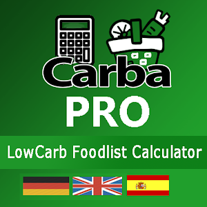 carba pro - lowcarb calculator, foodlist and more For PC