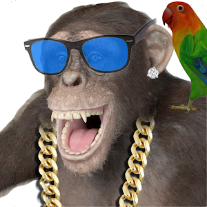 Funny Talking Monkey New App on Andriod - Use on PC