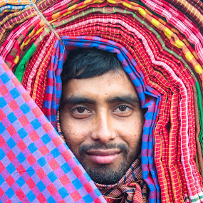 ABU My name  by Vishal  Singh - People Portraits of Men ( patterns, colors, kolkata, street, men, portrait )