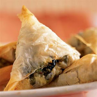 Low Fat Spanakopita Recipes