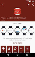 Screenshot of Wear Store for Wear Apps