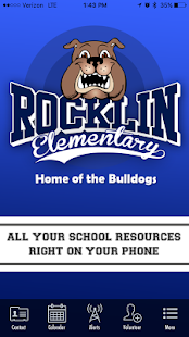 Rocklin Elementary - screenshot