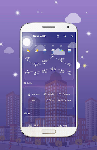 Weather Forcast screenshot 7