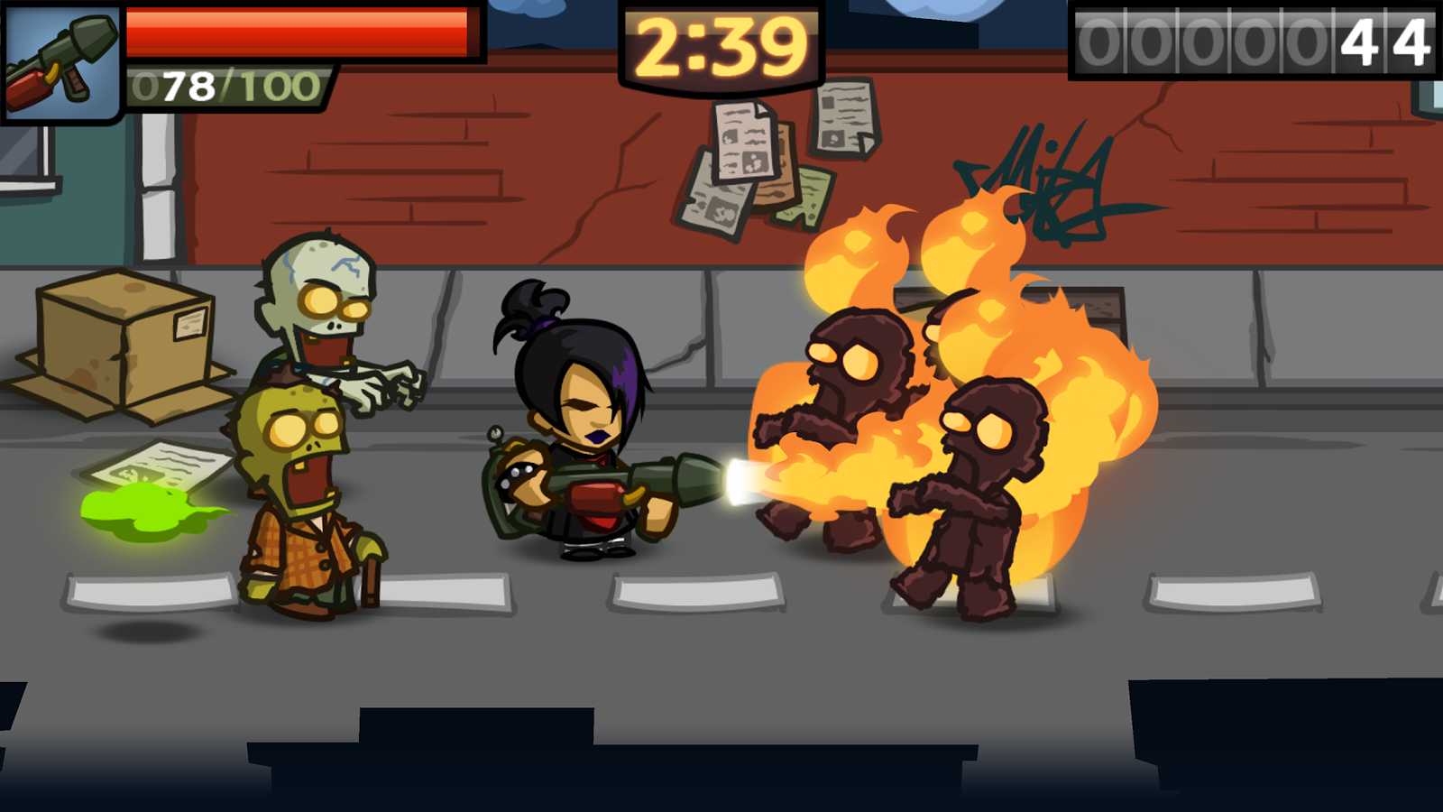Zombieville USA 2 Screenshot 6