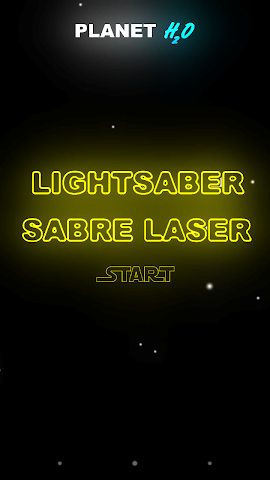 android Sabre Laser Screenshot 0