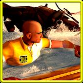 Ocean Raft Survival Simulator APK for Bluestacks