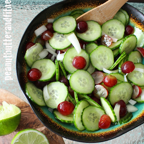 Cucumber Grape Salad