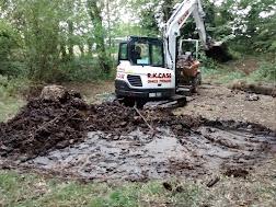 Photo 2 / 2 - November 2016 Pond Scrape and Restoration, Morden