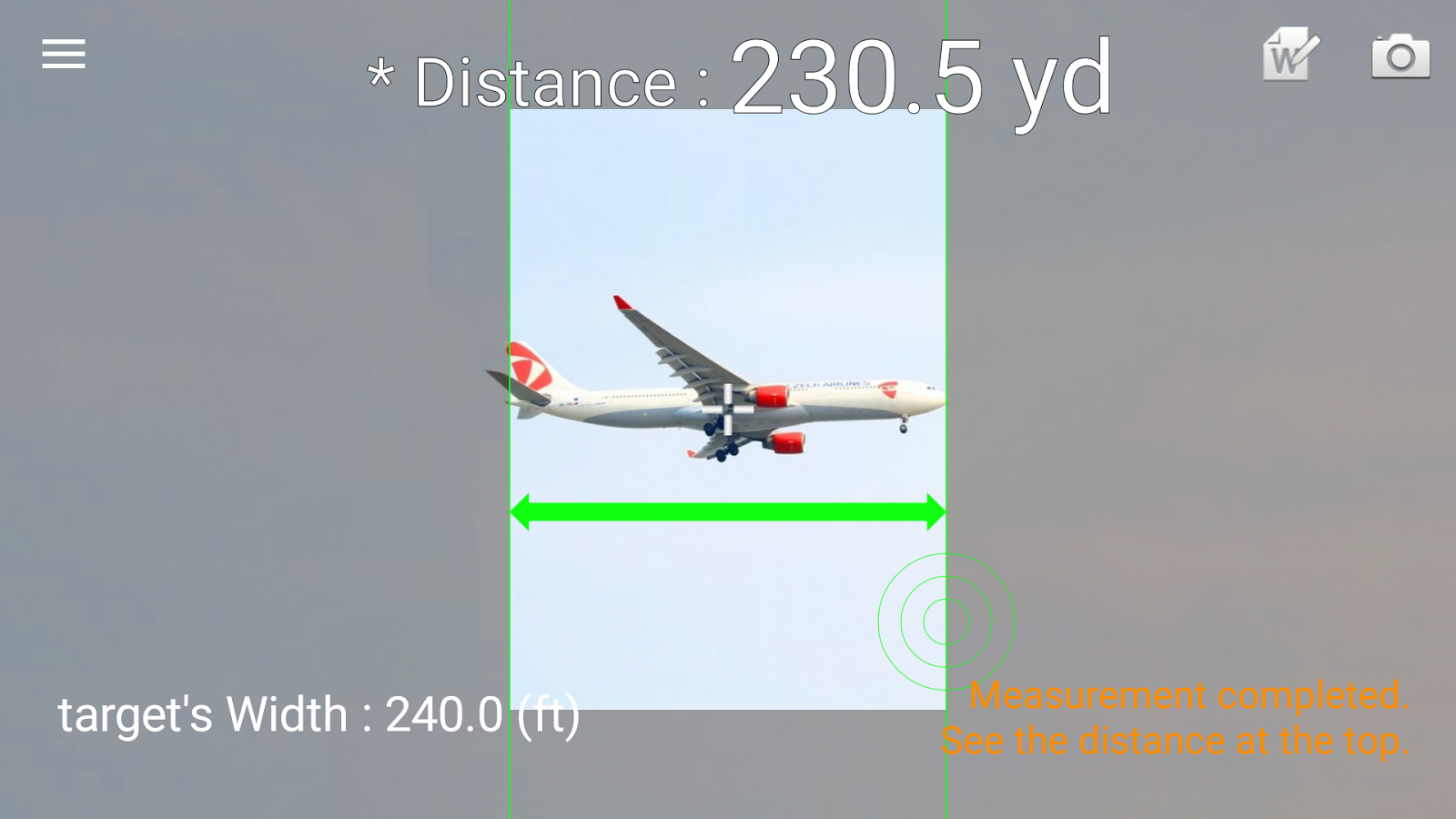 Smart Distance Pro Screenshot 3