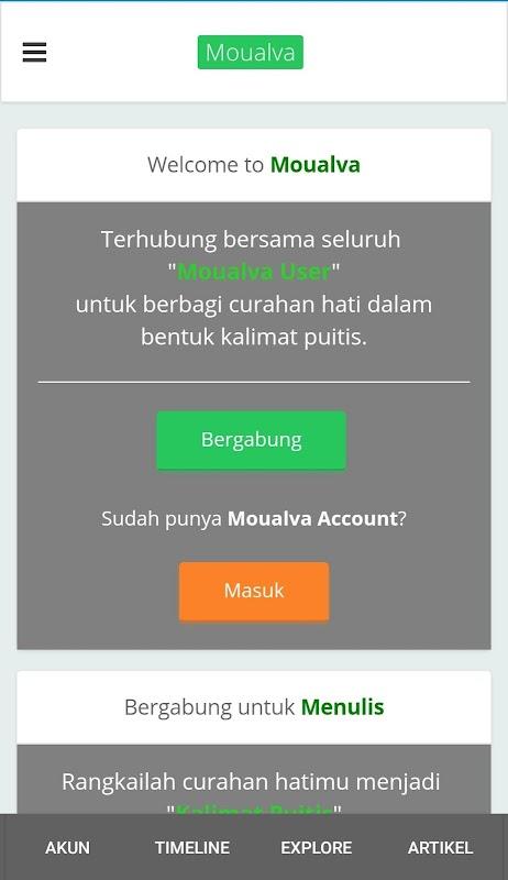 Moualva Media Berbagi Kata Mutiara Quotes Maker Apk 8 Download