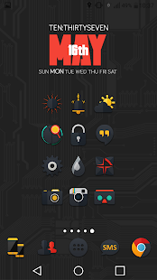 Darkonis - Icon Pack- screenshot thumbnail