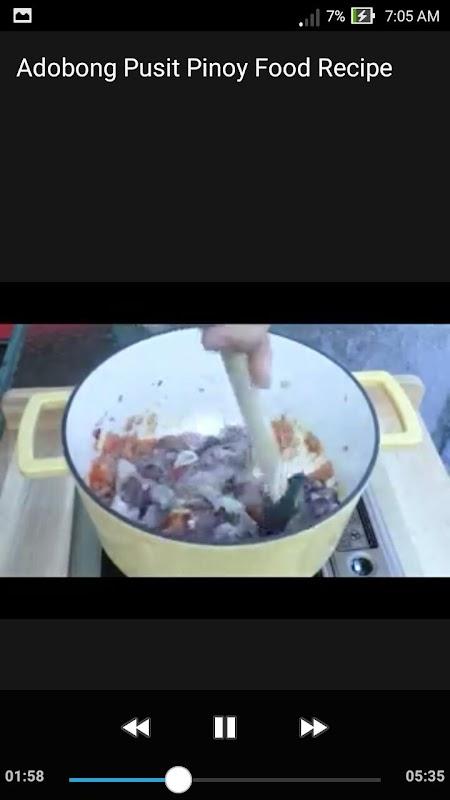 Adobong pusit pinoy food recipe video offline apk 30 download adobong pusit pinoy food recipe video offline apk forumfinder Image collections