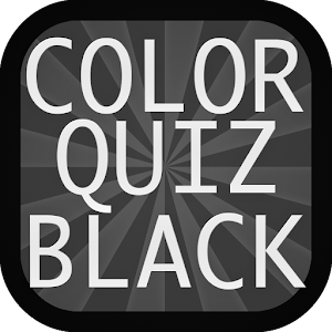Color Quiz Black