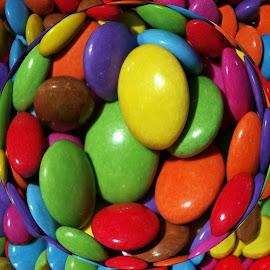 Smarties by Ingrid Anderson-Riley - Food & Drink Candy & Dessert