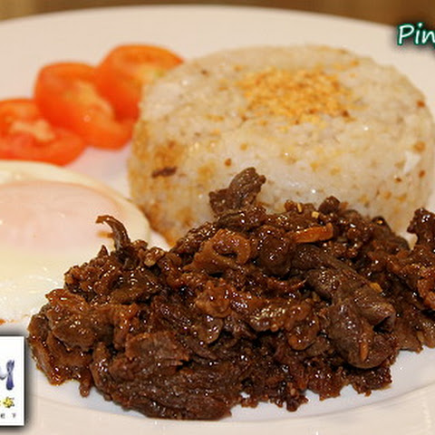 Filipino Beef Tapa Recipe (Cured Beef)