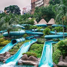 by Abdul Rehman - City,  Street & Park  Amusement Parks